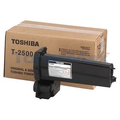 TOSHIBA E-STUDIO 20S 20 25 25S TONER BLACK